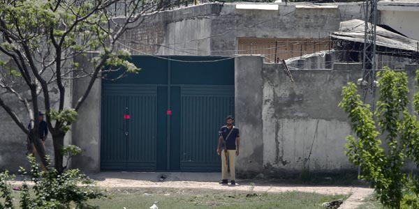 bin laden compound - AP Photo:Anjum Naveed - banner.jpg