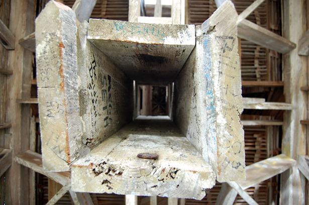 87 12 Looking up into bat tower.jpg