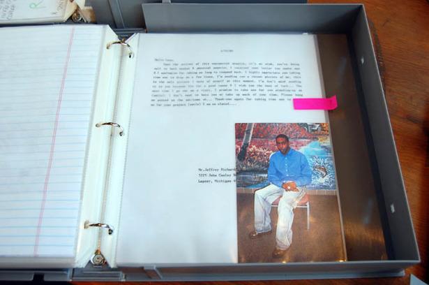 19 13 Correspondence in folder 670.jpg