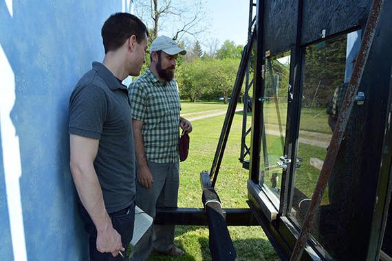 121 13 Geoff and Matt in between glass and sky.jpg