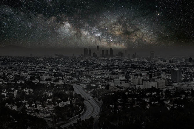 Stars over Los Angeles Thierry Cohen.jpg