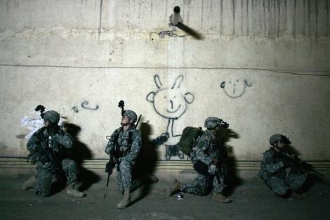 Troopsjoeraedlegetty