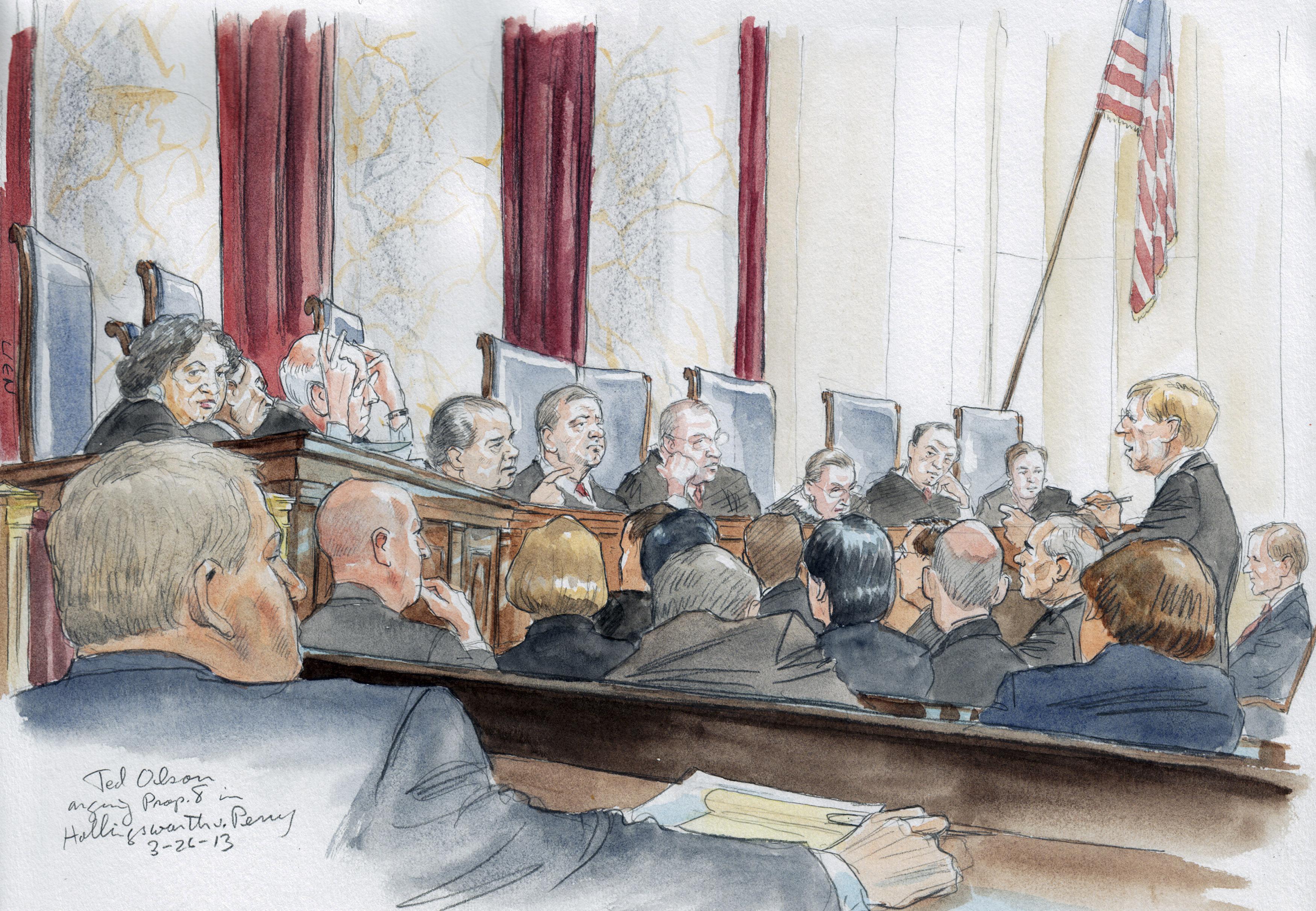 Supreme court hints