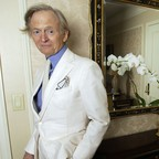 The writer Tom Wolfe in 2016.