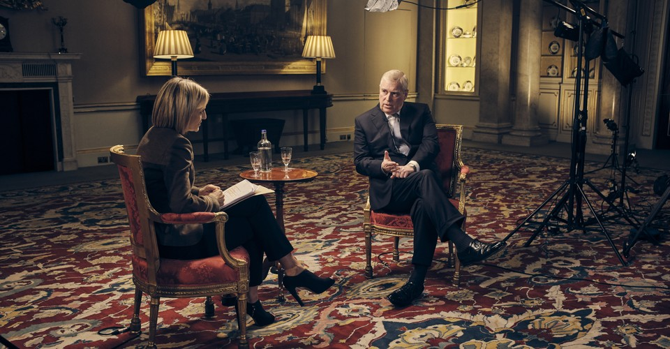 Prince Andrew S Oblivious Jeffrey Epstein Interview The Atlantic