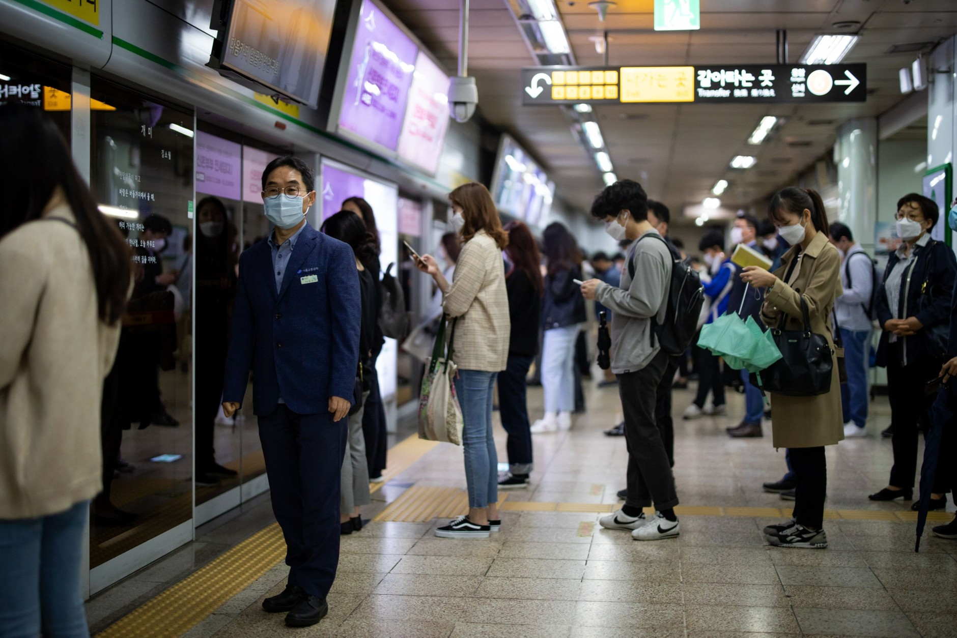 How to Safely Travel on Mass Transit During Coronavirus