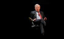 John Bolton speaks at Duke
