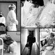 A collage of images of health-care workers