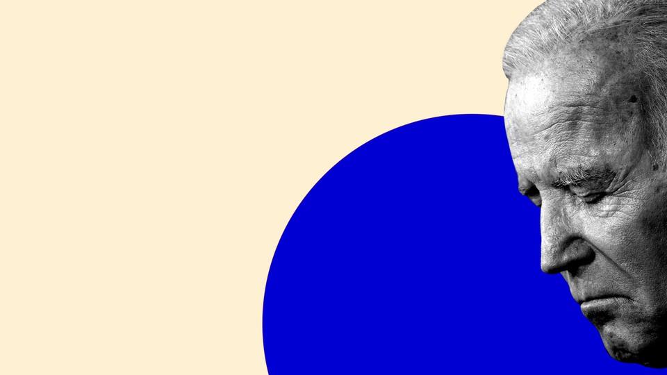 An illustration of Joe Biden
