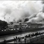 photo: 1900 Chinatown fire in Honolulu