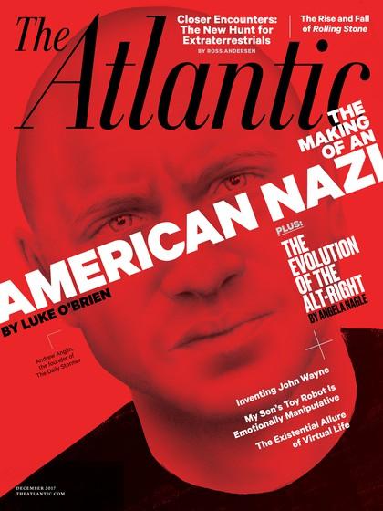 Andrew Anglin: La formación de un nazi estadounidense