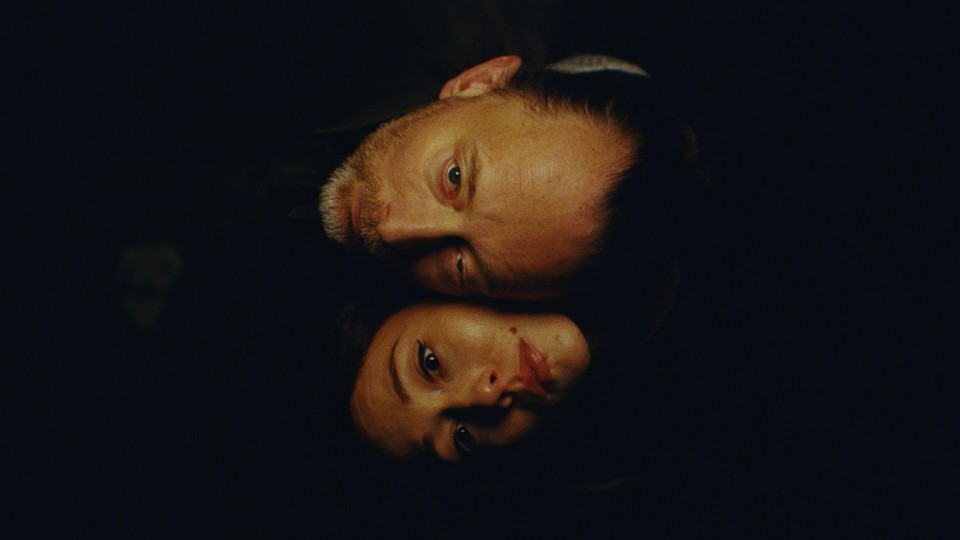 Thom Yorke and his partner, Dajana Roncione, perform with a phalanx of sleepy dancers in Paul Thomas Anderson's Netflix short for 'Anima.'