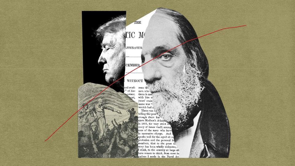 Donald Trump and Edward Everett Hale