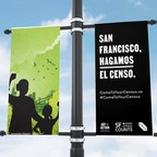 photo: To boost turnout, San Francisco's Yerba Buena Center for the Arts mounted a census-themed exhibition this spring. Seen here is work by artist Innosanto Nagara.