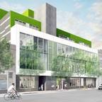 A final rendering of the new La Casa Norte permanent supportive housing development.