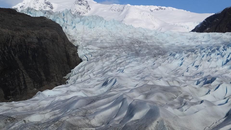 Alaska's Juneau Icefield