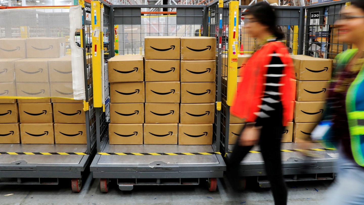 Exclusive: Amazon Confirms First Known Coronavirus Case in an American Warehouse