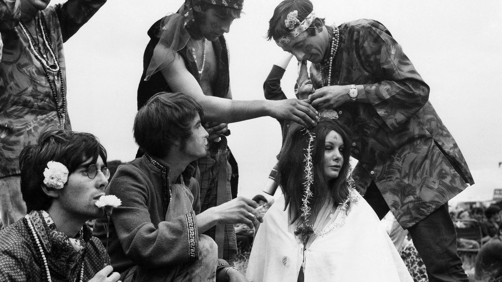 Hippies History of