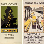 Poster Girls, the London Transport Museum exhibit, recalls a London where female artists were quietly shaping the way the city saw itself, its pleasures, and its future.