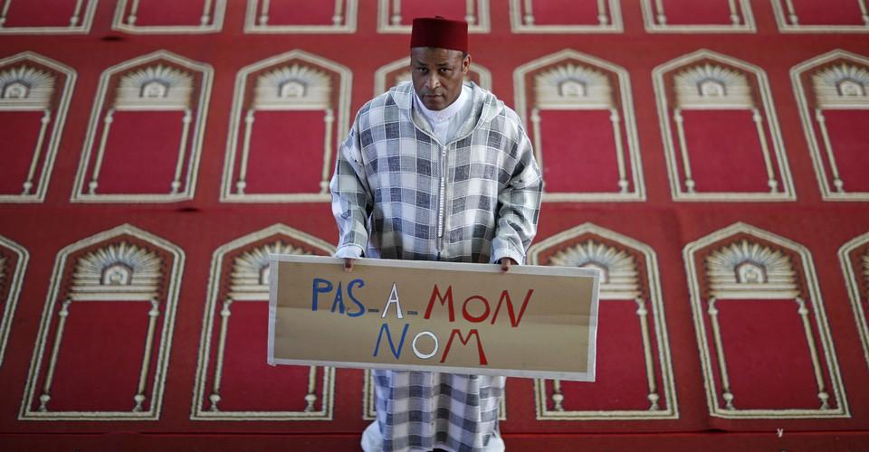 Emmanuel Macron S Plan To Create An Islam Of France The Atlantic