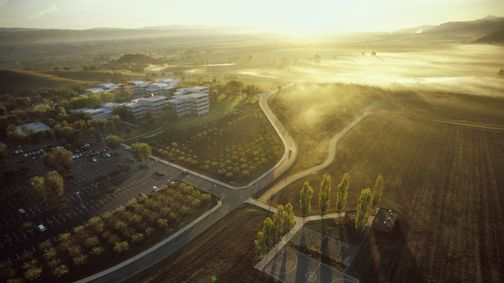 The last open piece of land in Silicon Valley is now zoned for Cisco headquarters
