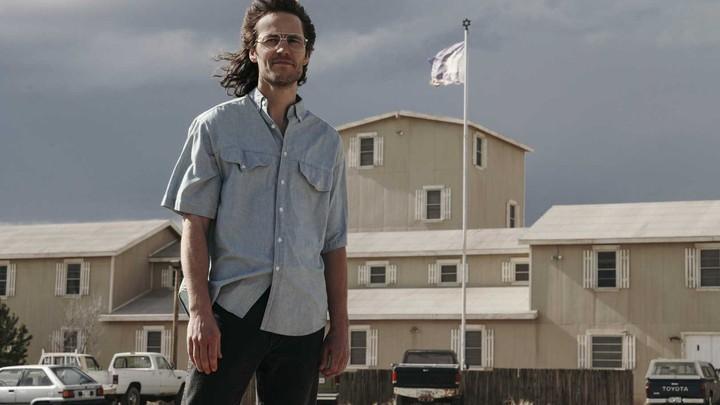 Taylor Kitsch stars as David Koresh in Paramount's miniseries 'Waco'