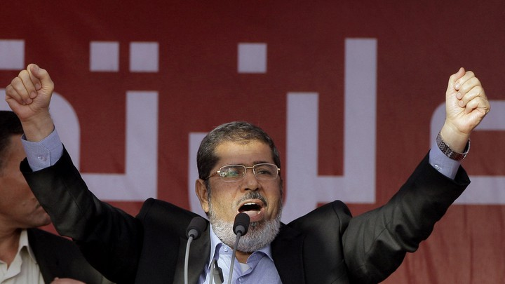 Mohamed Morsi in 2012