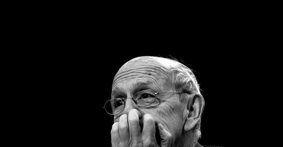 Justice Breyer's Legacy-Defining Decision