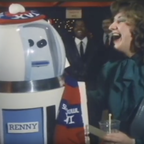 photo: Renny the Amazing Renaissance Center Robot
