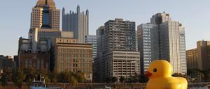 Pittsburgh's skyline