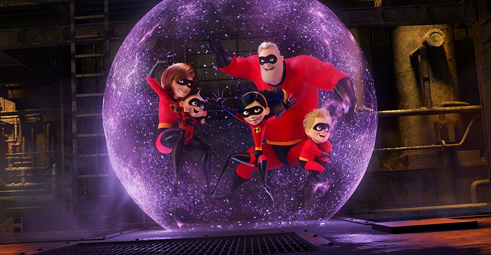 Incredibles 2 Review An Exhilarating Jazzy Sequel The Atlantic