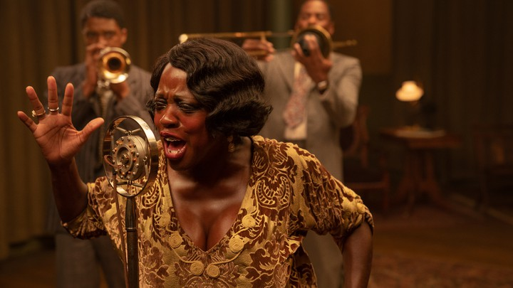 Ma Rainey's Black Bottom' and the Liberating Power of Music - The Atlantic