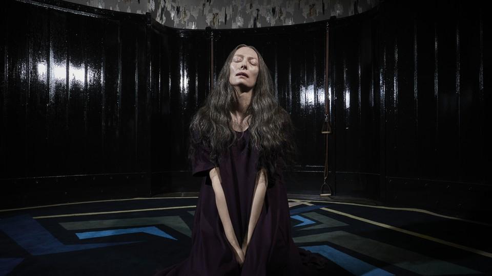 Tilda Swinton in 'Suspiria'
