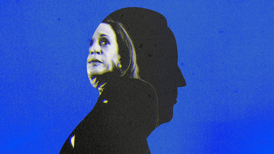 Vice President Kamala Harris is in a difficult position at the White House.