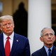 President Trump and Dr. Fauci