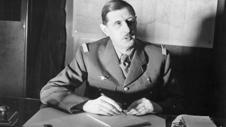 Charles De Gaulle The Last Romantic The Atlantic De Gaulle