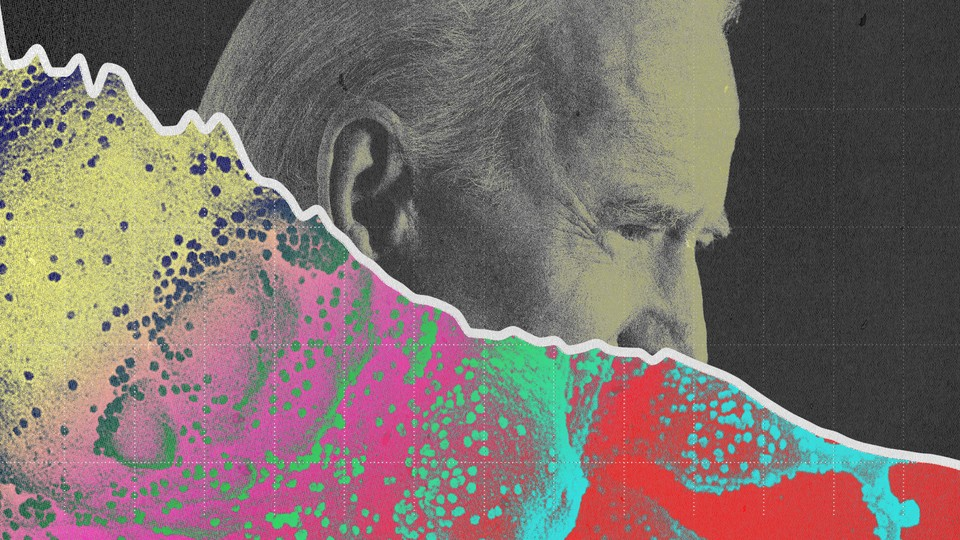 COVID-19 and the Delta variant have hurt Joe Biden in the polls.