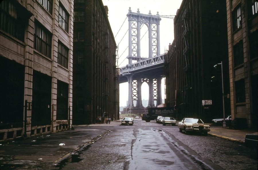 America In The 1970s New York City The Atlantic