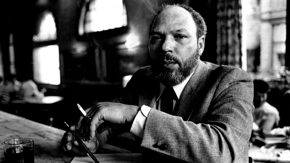 August Wilson in 1987