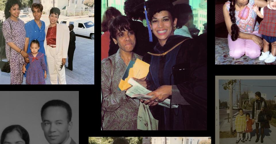 Kamala Harris S Mom Was A Pioneer Before She Was The Atlantic