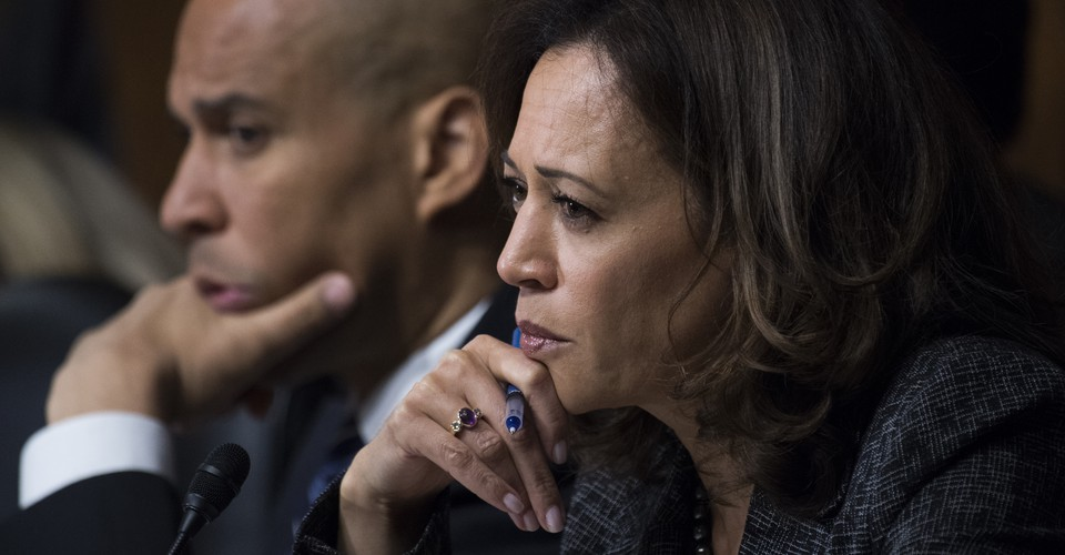 Kamala Harris S Message To Trump Stop Being Mean The Atlantic