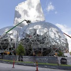 Amazon Seattle headquarters expansion