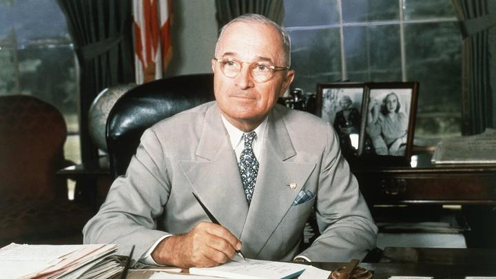 President Harry S. Truman on Using the Atomic Bomb - The Atlantic
