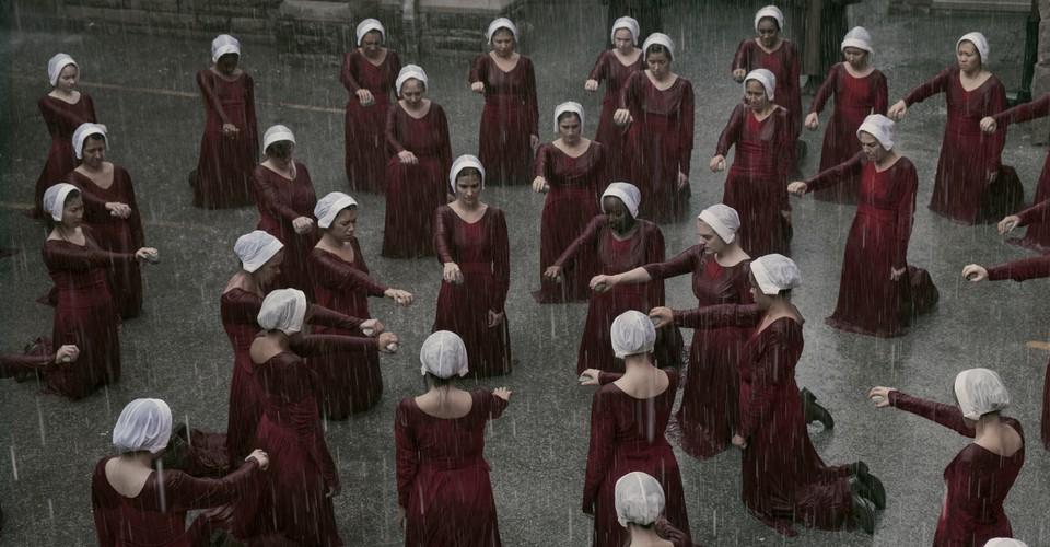 The Handmaid S Tale Season 2 And Women S Suffering The Atlantic
