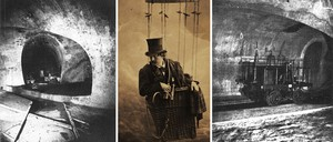 Nadar and his photographs of the underground infrastructure of 19th-century Paris.