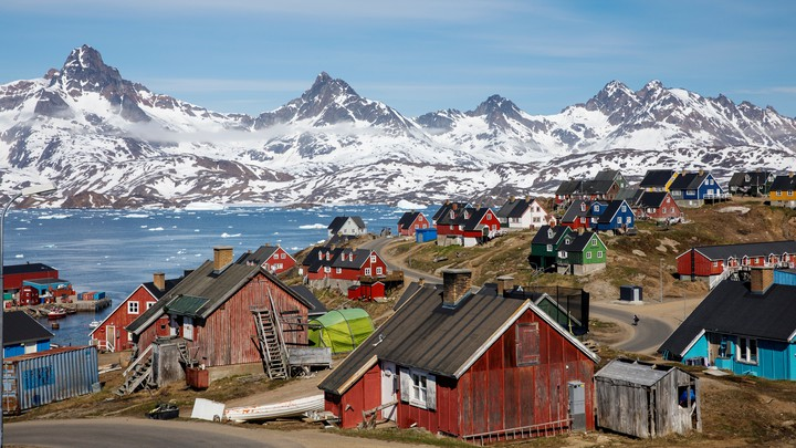Village in Greenland