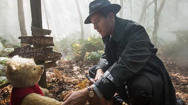 Ewan McGregor in 'Christopher Robin'