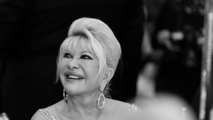 Ivana Trump attends the Fashion Institute of Technology Annual Gala benefit at The Plaza in New York, in 2016