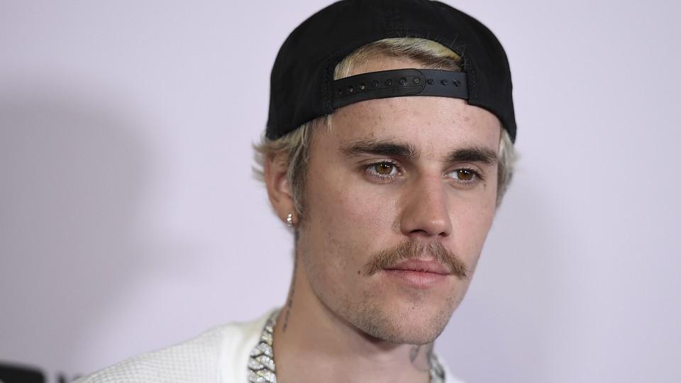 Justin Bieber in 2020