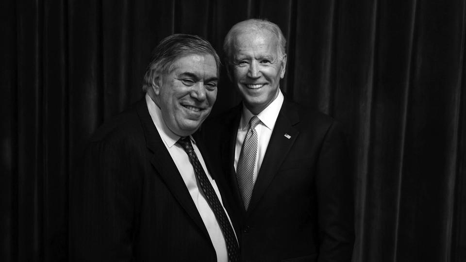 Joe Biden lost his friend Larry Rasky to COVID-19 in March.